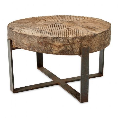 Nkuku - Chakala Wooden Coffee Table