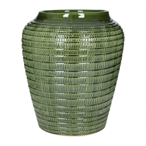 Bergs Potter - Willow Vase - Green - 18cm