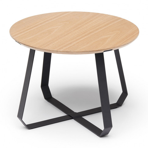 Moxon - Shunan Side Table - Short - Black