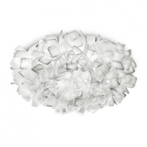 Slamp - Clizia Ceiling/Wall Lamp - White