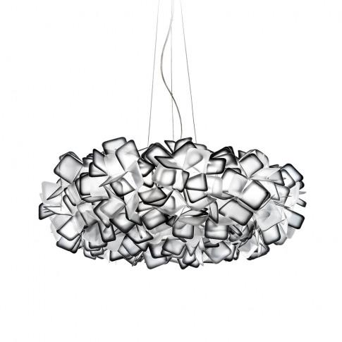 Slamp - Clizia Suspension Ceiling Light - Black
