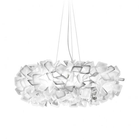 Slamp - Clizia Suspension Ceiling Light - White