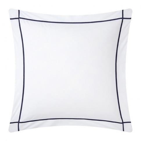 Yves Delorme - Athena Pillowcase - Marine - 65x65cm