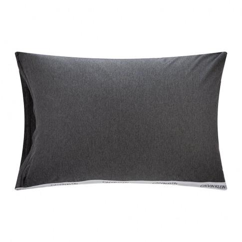 Calvin Klein - Classic Logo Pillowcases - Set Of 2 -...