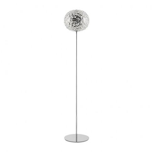 Kartell - Planet Floor Lamp - Crystal