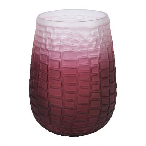 A By Amara - Croc Effect Bud Vase