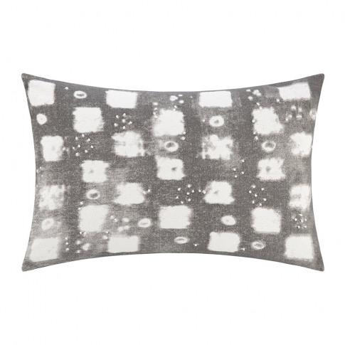 William Yeoward - Santorini Cushion - 60x40cm - Slate
