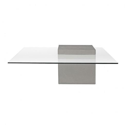 Lyon Beton - Verveine Square Coffee Table