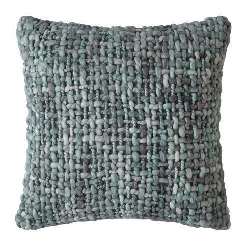 Fat Face - Keya Cushion - Peppermint - 50x50cm