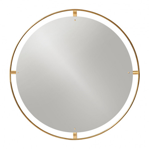 Menu - Nimbus Mirror - Bronzed Brass
