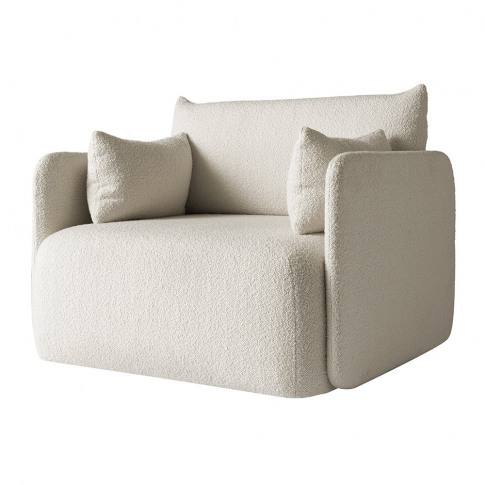 Menu - Offset Lounge Chair - Savanna