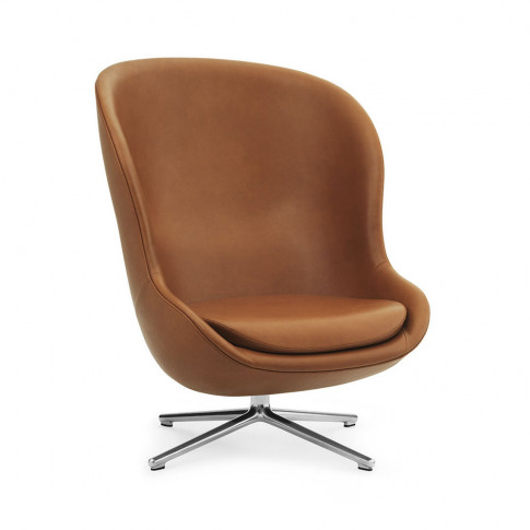 Normann Copenhagen - Hyg Swivel Lounge Chair - Ultra...