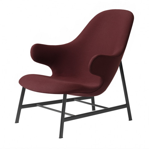 &Tradition - Catch Jh13 Lounge Chair - Steelcut