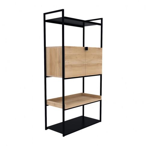 Ethnicraft - Cell Unit Storage Cupboard - Oak
