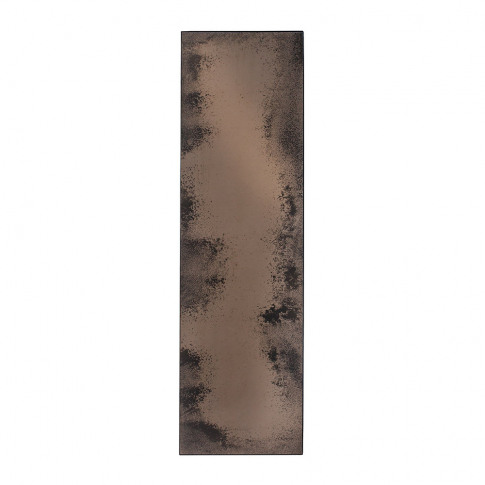 Ethnicraft - Heavy Aged Rectangular Mirror - Bronze