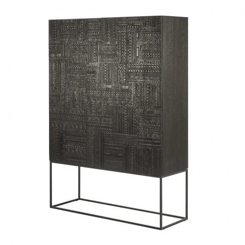 Ethnicraft - Tabwa Storage Cupboard - Teak
