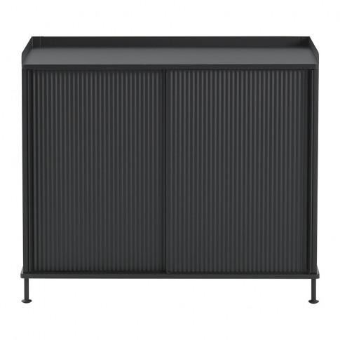 Muuto - Enfold Tall Sideboard - Black