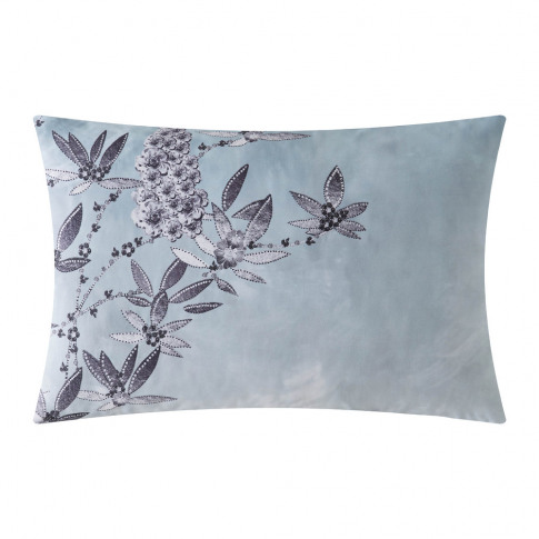 Rita Ora Home - Latimer Pillowcase - Teal - Set Of 2