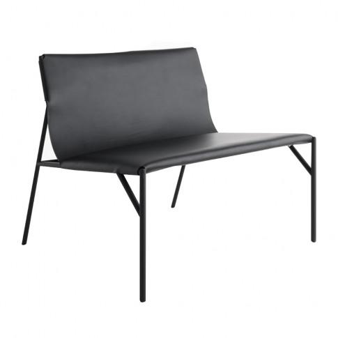 Horm & Casamania - Tout Le Jour Lounge Chair - Black