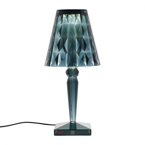 Kartell - Big Battery Table Lamp - Light Blue