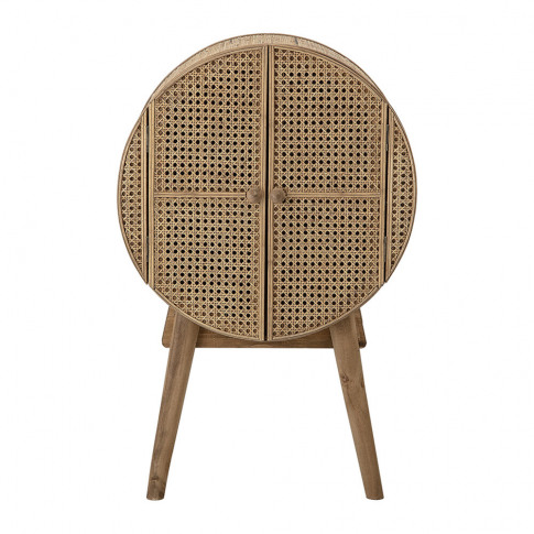Bloomingville - Otto Rattan Cabinet - Natural