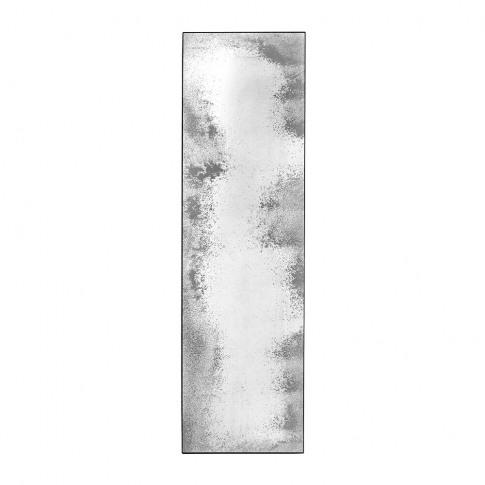 Ethnicraft - Heavy Aged Rectangular Mirror - Clear