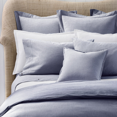 Ralph Lauren Home - Oxford Duvet Cover - Navy - Double