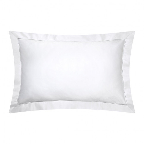 Ralph Lauren Home - Langdon Oxford Pillowcase - Whit...