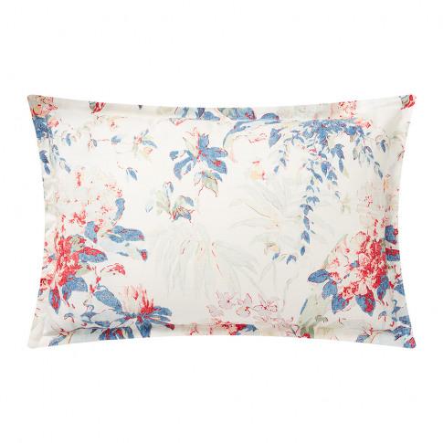 Ralph Lauren Home - Veronique Oxford Pillowcase - Estelle Blue - 50x70cm