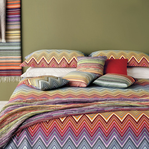 Missoni Home - Trevor Duvet Cover - 159 - Super King