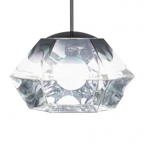 Tom Dixon - Cut Pendant Light - Chrome - Short