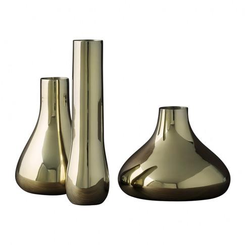 Skultuna - Bonbon Mini Vase - Set Of 3