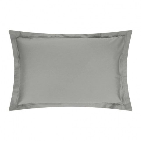 Yves Delorme - Triomphe Sateen Pillowcase - Platinum...