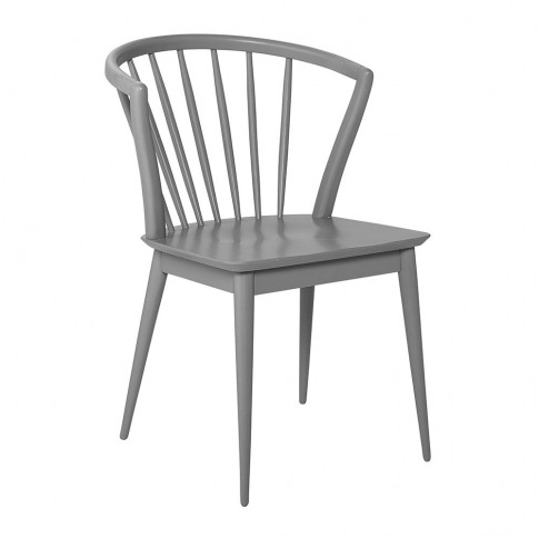 Bloomingville - Laura Dining Chair - Grey