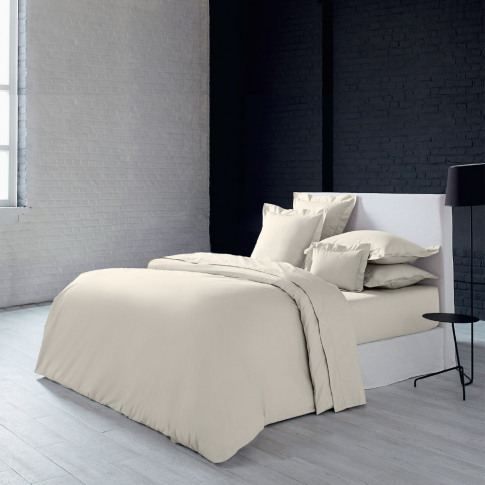 Olivier Desforges - Alcove Duvet Cover - Ivory - Double