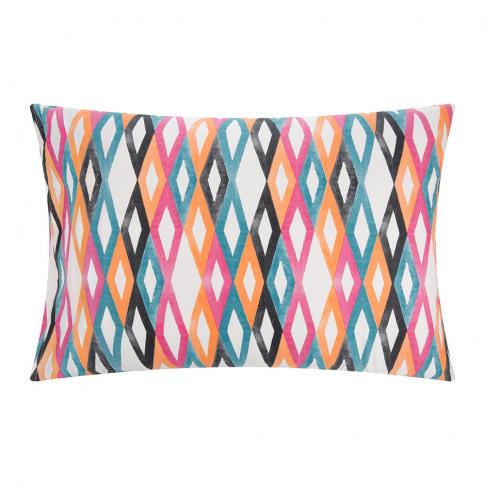 A By Amara - Fiesta 300 Thread Count Pillowcase Pair...