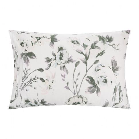 A By Amara - Priory 300 Thread Count Pillowcase Pair...