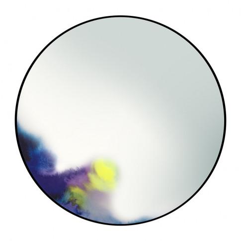 Petite Friture - Francis Mirror - Blue - Large