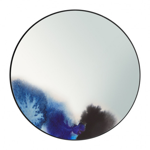 Petite Friture - Francis Mirror - Blue - Small