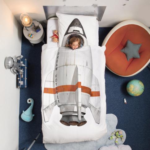 Snurk - Rocket Duvet Set - Double