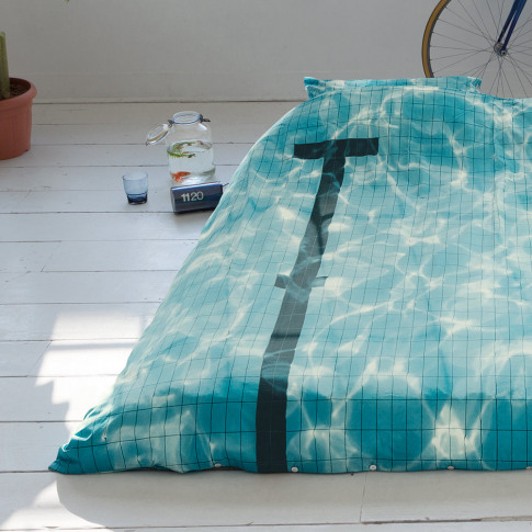 Snurk - Pool Duvet Set - Single