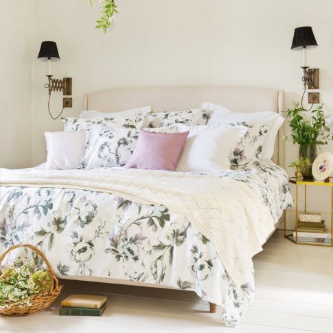 A by Amara - Priory 300 Thread Count Duvet Cover - King