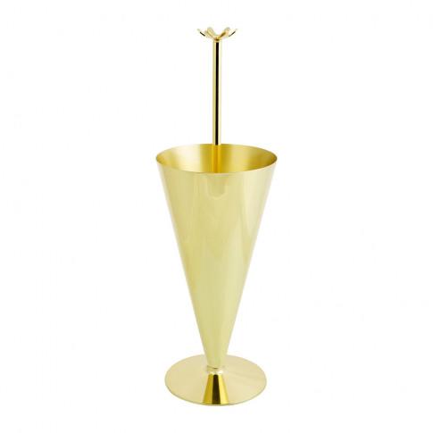 Ghidini 1961 - Butler Umbrella Stand - Brass