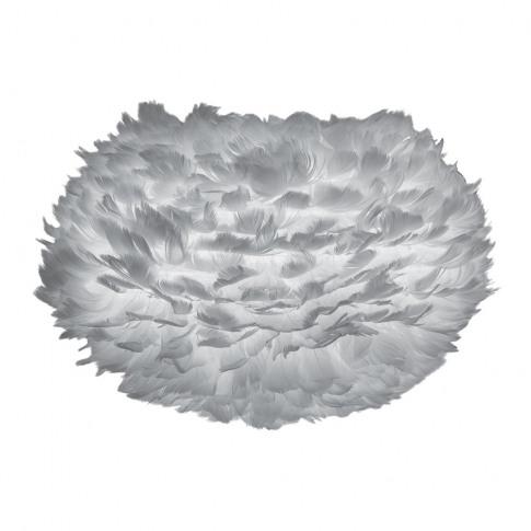 Umage - Eos Feather Lamp Shade - Grey - Large