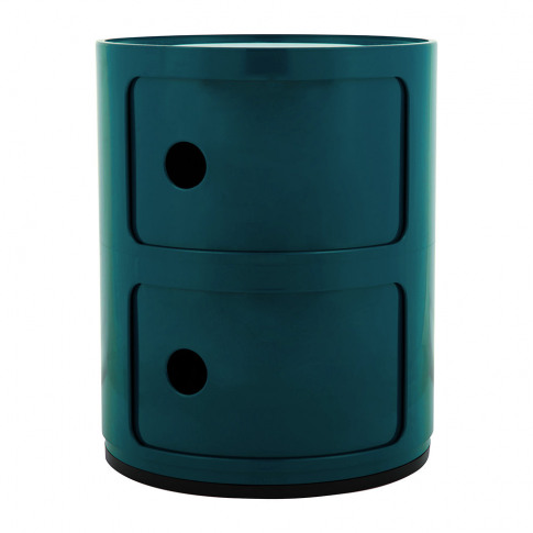 Kartell - Componibili Storage Unit - Blue - Small