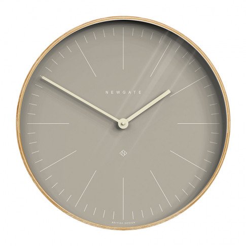 Newgate Clocks - Mr Clarke Wall Clock - 53cm - Clay ...
