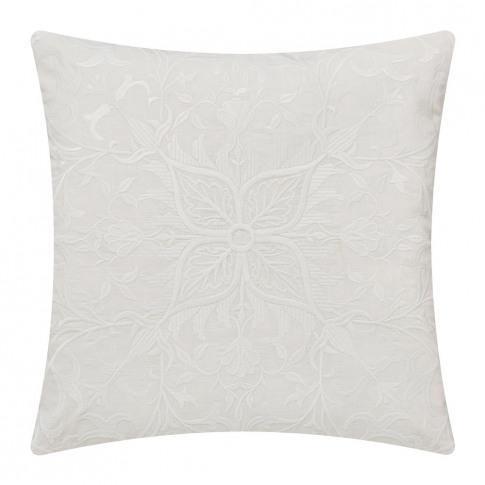 Morris & Co - Pure Lodden Cushion - Chalk - 45x45cm