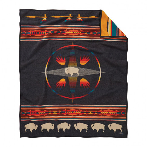 Pendleton - Big Medicine Oxford Blanket