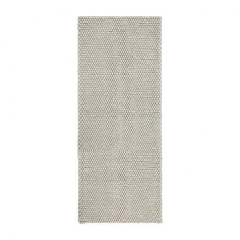 Hay - Peas Runner Rug - Soft Grey - 80x200cm
