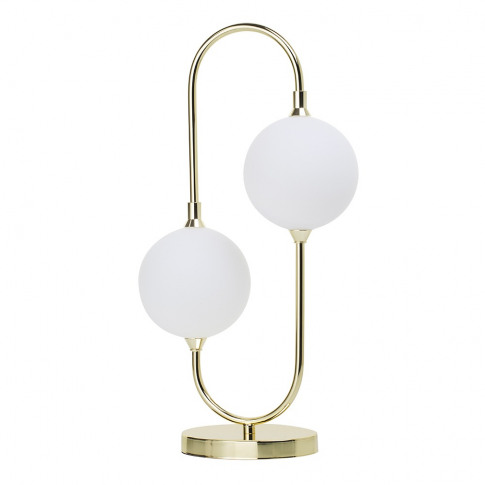 Beryl Led Table Lamp, Brass